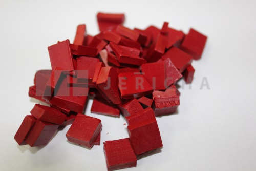 Pigment colour red ruby